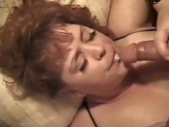Funky chubby girls get meaty cock
